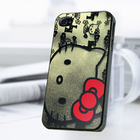 Hello Kitty iPhone 4 Or 4S Case