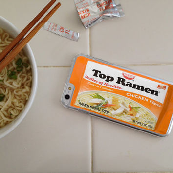 Ramen, Custom Phone Case for iPhone 4/4s, 5/5s, 6/6s, 6/6s+ and iPod Touch 5