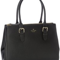 Kate Spade New York Charlotte Street Reena PXRU4008 Tote,Black,One Size
