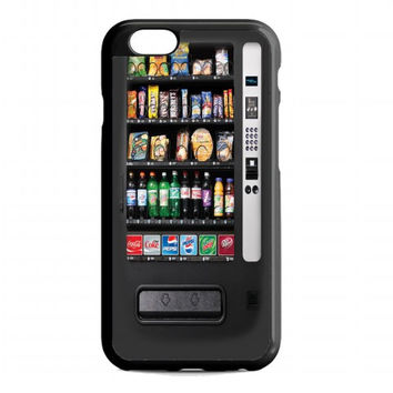 Vending Machine For iphone 6 case