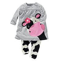 Baby Girl Clothes Spring Baby Rompers Fashion Newborn Baby Clothes Infant Jumpsuits Kids Clothes