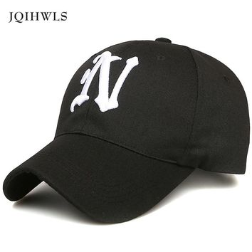 Baseball Cap Mens Hat Spring Bones Masculino Hats Summer Snapback Chance The Rapper Man Black Luxury Brand 2019 New Designer