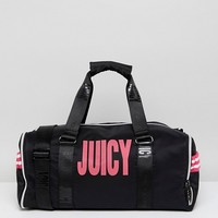 Juicy by Juicy Couture Zippy Holdall at asos.com