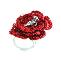 Love in Rose Garden Ring | Selda Okutan