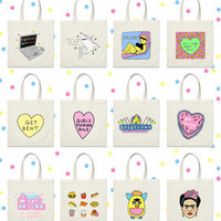 yippywhippy — tote bags