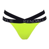 Tape Bikini Pant By Kendall + Kylie at Topshop - Topshop