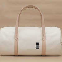 Duffle Bag - Natural