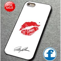marilyn monroe lips for iphone, ipod, samsung galaxy, HTC and Nexus phone case