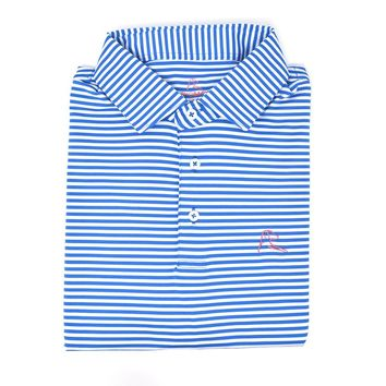 The Birdie Performance Polo by Rhoback