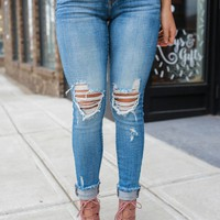 Anaheim Denim - Medium Wash