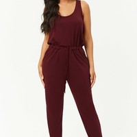 Straight-Leg Jumpsuit