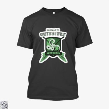 Slytherin Quidditch, Harry Potter Shirt