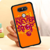 Neverstop Basketball Nike LG G5 Case Planetscase.com