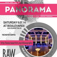 RAWartists Hollywood Presents: Panorama on 6/7/14
