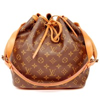 Louis Vuitton Noe 4928 Monogram Tote Bag (Authentic Pre-owned)