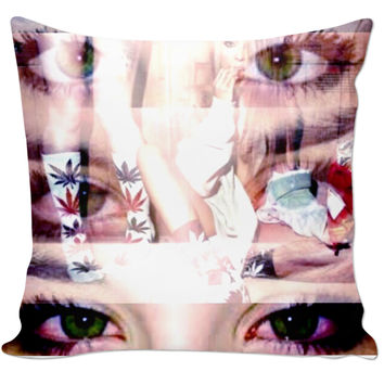Female Weed Pillow