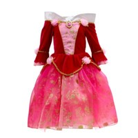 Sleeping Beauty Fleece-Lined Costume Dress For Kids | Disney Store