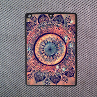iPad Air Case,Mandala,iPad 2 Case,iPad 3 Case,iPad 4 Case,iPad Mini Case,iPad Mini 2 Case,Google Nexus 7 Case,Kindle Fire Case,in plastic.