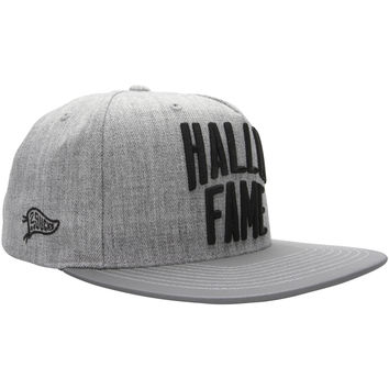 Hall Of Fame City 3M Hat - Heather Grey