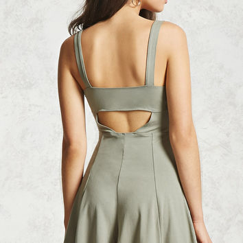 Back-Cutout Romper
