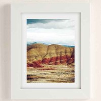 Kevin Russ Painted Hills Art Print