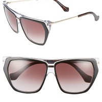 Balenciaga 58mm Gradient Sunglasses | Nordstrom