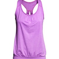 Yoga Tank Top - from H&M