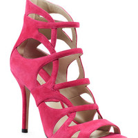 Michael Kors Casey Suede Strappy Sandal