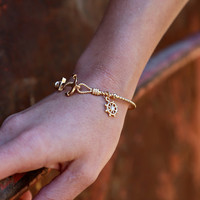 Come Sail Away {Bracelet}