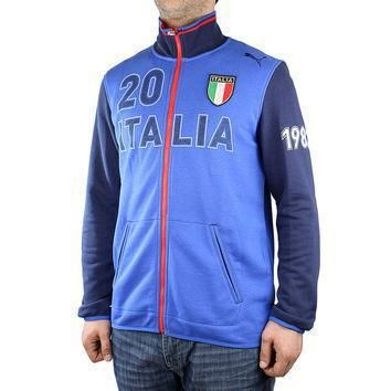 puma italia kicker track jacket mens  number 2