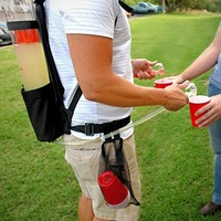 Tailgater Dual Tank Backpack Drink Dispenser