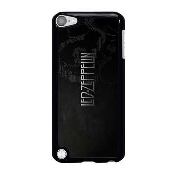 LED ZEPPELIN LYRIC iPod Touch 5 Case Cover