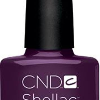 CND - Shellac Grape Gum (0.25 oz)