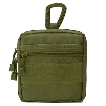 1000D Nylon Tactical Molle Waist Bag Camping Emergency Pouch