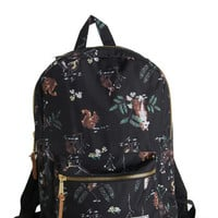 Herschel Supply Co. Critters, Travel, Rustic, Scholastic It's the Critter Things Backpack