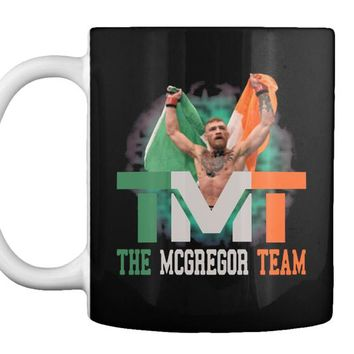 St Patrick The Mcgregor Team T Shirt