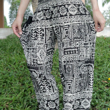 comfy pants Harem pants fisherman pants/nightwear/baggy pants/Aladdin Pants/hippie pants/jumpsuit uk/Yoga pants/palazzo pants/boho pants