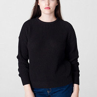 American Apparel - Unisex Fisherman's Pullover