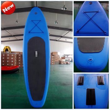 ISUP Inflatable stand up paddle board, Inflatable SUP board, Inflatable Paddle board 9ft 6in
