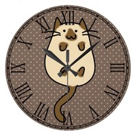 Cute Kitties Clocks