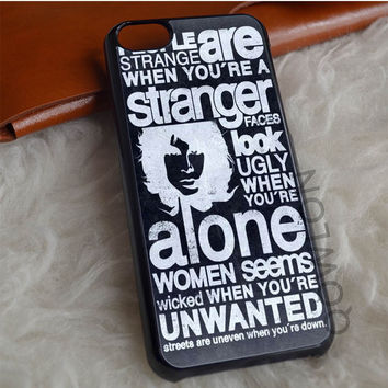 The Doors Lyrics iPhone 7 Case