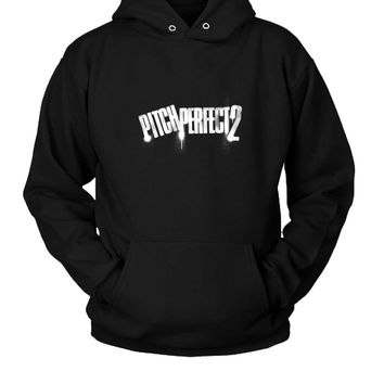 Pitch Perfect Two Logo Hoodie Two Sided