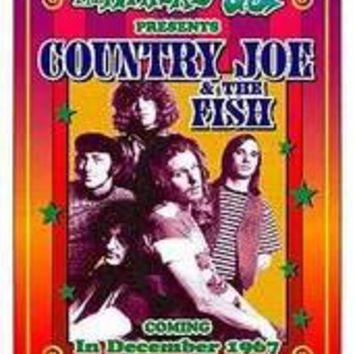Country Joe and the Fish, 1967: Whisky-A-Go-Go, Los Angeles