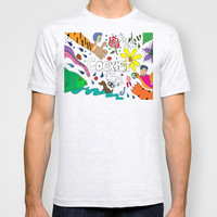 Coexist T-shirt by Catherine Holcombe