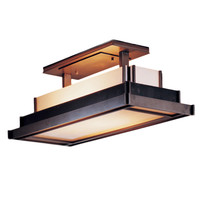 Steppe Rectangle Ceiling Light