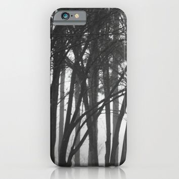 Foggy Days  iPhone & iPod Case by KCavender Designs