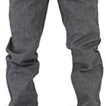 Rocawear Mens Boys Double R Star Relaxed Fit Hip Hop Jeans Is Money G Time RJPN (W34 - L34, Raw Japan)