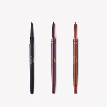look sharp precision eyeliner trio vol. ii