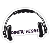 'Dimitri Vegas' Sticker by juldie