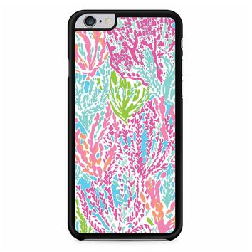 Lilly Pulitzer Turquoise iPhone 6 Plus/ 6S Plus Case